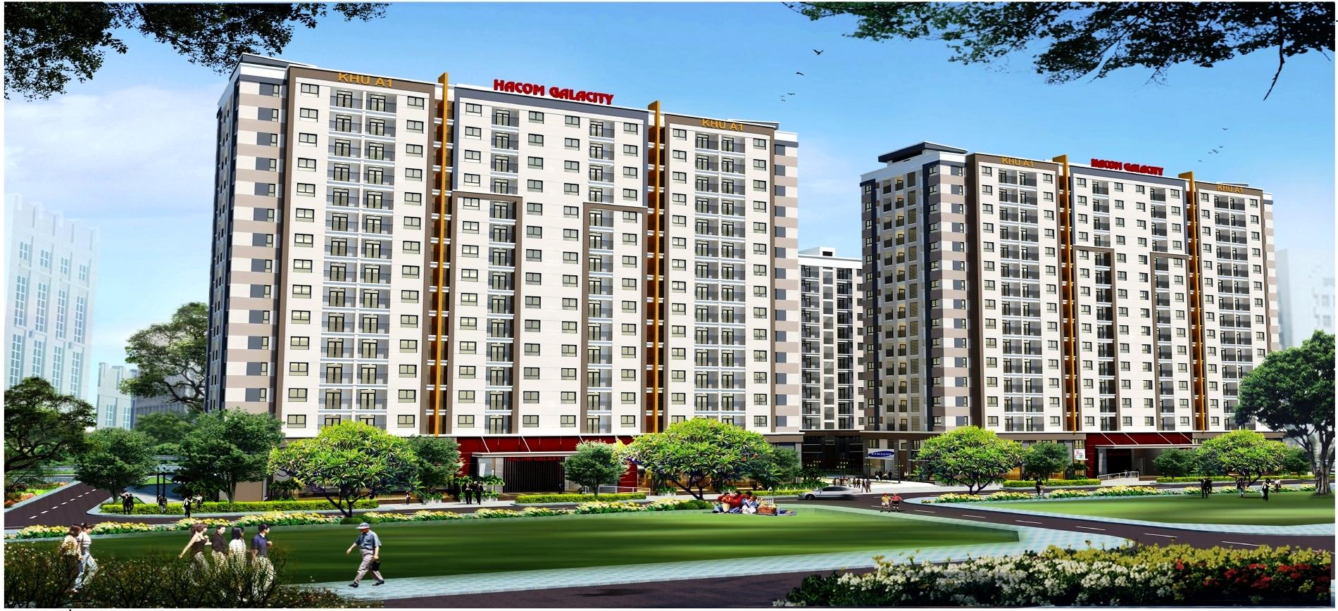 Dự án chung cư Hacom Galacity Ninh Thuận