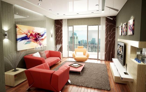 Bán căn hộ chung cư Hacom Galacity