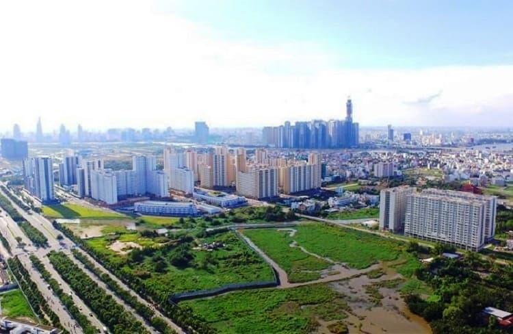 Khung giá đất tại Hà Nội và thành phố Hồ Chí Minh