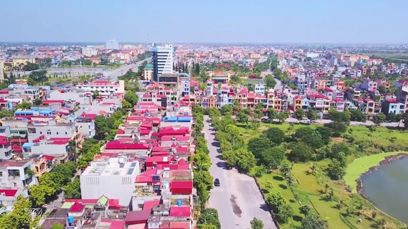 Khu đô thị Hưng Yên