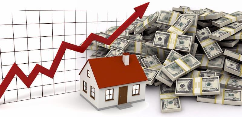 Ngôi nhà và nhiều tiền mặt mô phỏng thanh khoản là gì
