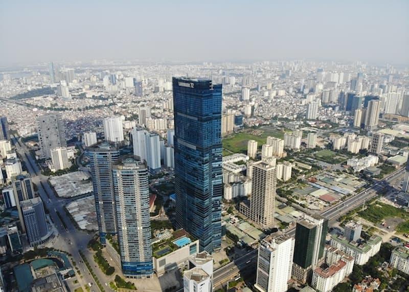 Thị trường bất động sản cuối năm 2020 khởi sắc