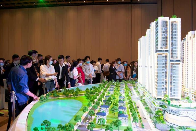 Thị trường bất động sản cuối năm sôi động