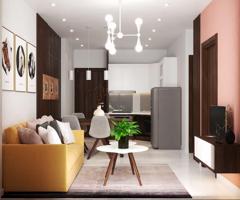 Căn hộ E1 chung cư Hacom Galacity