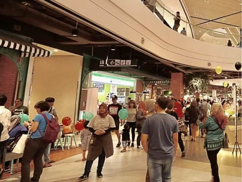 Rạp chiếu phim Hacom Mall