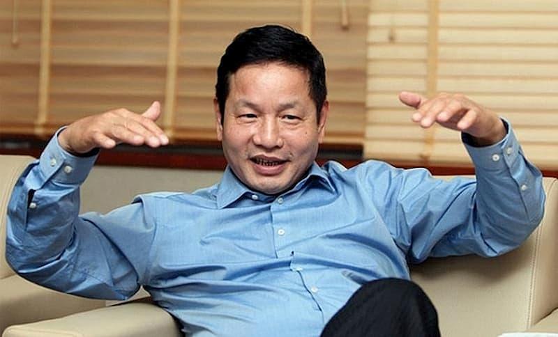 Trương gia bình chủ tịch fpt