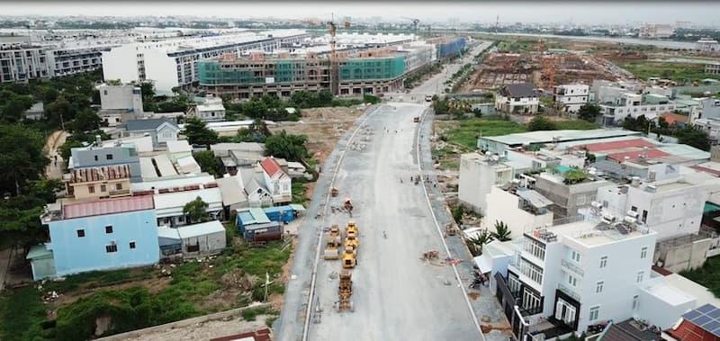 Gỡ vướng mắc cho dự án phát triển đô thị