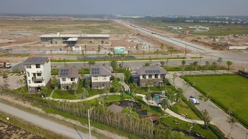 nhà đầu tư gom đất vùng ven chờ tăng giá