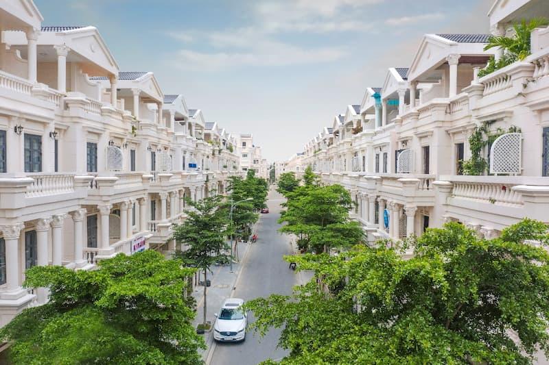 Nhu cầu mua nhà phố thương mại năm 2021
