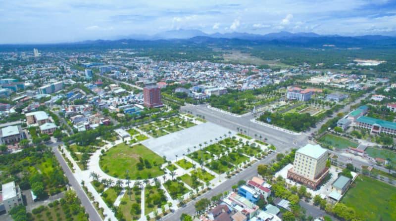 Quảng Nam phát triển 100 dự án nhà ở năm 2021